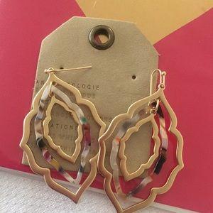 Anthropologie earrings